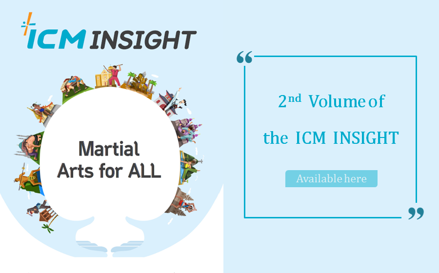 2018 ICM Insight : Martial Arts for ALL