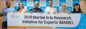 3rd Martial Arts Research Initiative for Experts